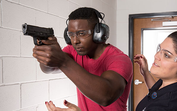 Firearm Class Training Image
