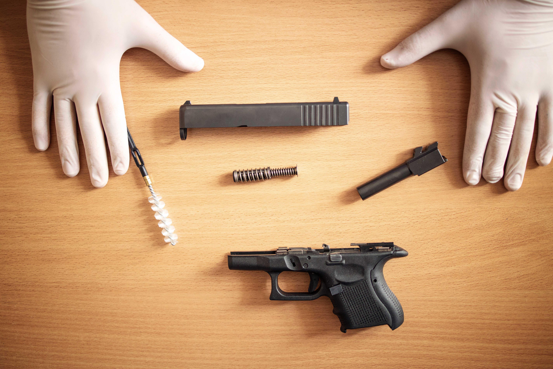 Gun Cleaning Web