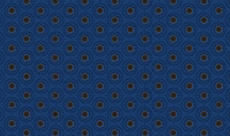 SS Dark Blue Target Pattern2 RGB holes med 01