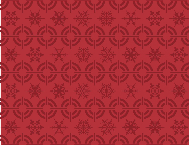 SS Holiday Pattern RGB