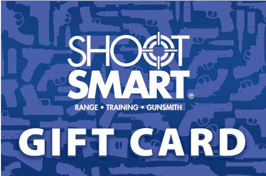 Shoot Smart Gift Card 100 LYT Blue card